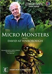 Micro Monsters 3D with David Attenborough - Season 1 (2013) poster