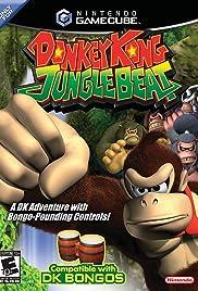 Donkey Kong Jungle Beat Poster