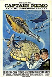 Captain Nemo and the Underwater City (1969) Poster - Movie Forum, Cast, Reviews