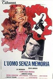 L'uomo senza memoria(1974) Poster - Movie Forum, Cast, Reviews