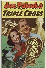 Joe Palooka in Triple Cross Poster