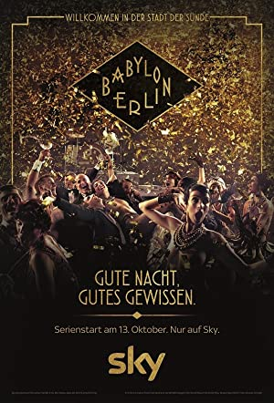 Babylon Berlin TV Poster