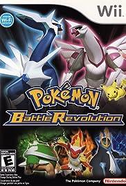 Pokemon batoru reboryûshon Poster
