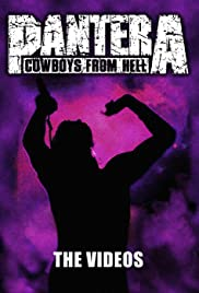 Pantera: Cowboys from Hell Poster