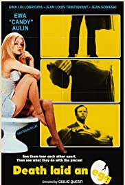 Death Laid an Egg(1968) Poster - Movie Forum, Cast, Reviews