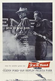 3:10 to Yuma (1957) Poster - Movie Forum, Cast, Reviews