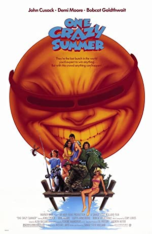 Poster One Crazy Summer