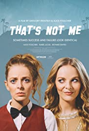 That's Not Me Poster
