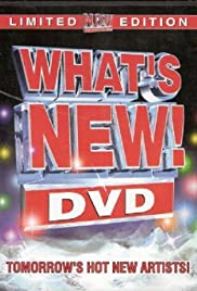 What's New! DVD Poster