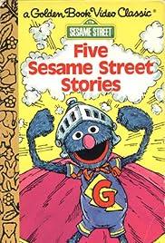 Five Sesame Street Stories Poster