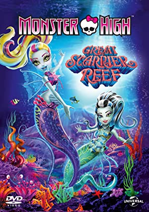 monster high the great scarrier reef ()