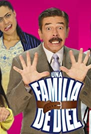 Una familia de diez Poster