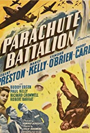 Parachute Battalion (1941) Poster - Movie Forum, Cast, Reviews