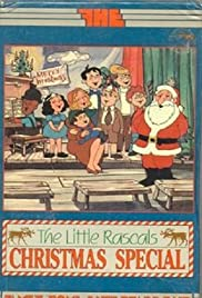The Little Rascals' Christmas Special Poster