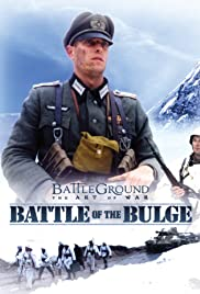 The Battle of the Bulge Poster