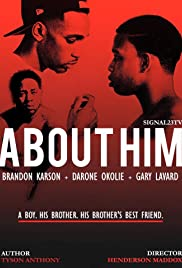 About Him Poster