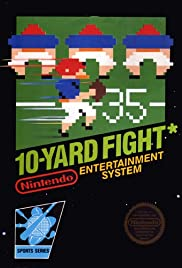 10-Yard Fight Poster