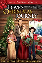 Love's Christmas Journey Poster