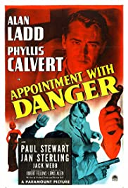 Appointment with Danger Poster