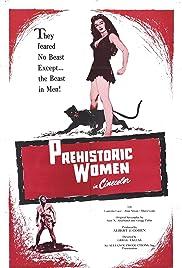 Prehistoric Women(1950) Poster - Movie Forum, Cast, Reviews
