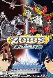 Zoids Fuzors Poster