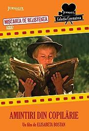 Amintiri din copilarie (1965) - IMDb