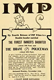 The Forest Ranger's Daughter Poster
