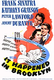 It Happened in Brooklyn (1947) Poster - Movie Forum, Cast, Reviews
