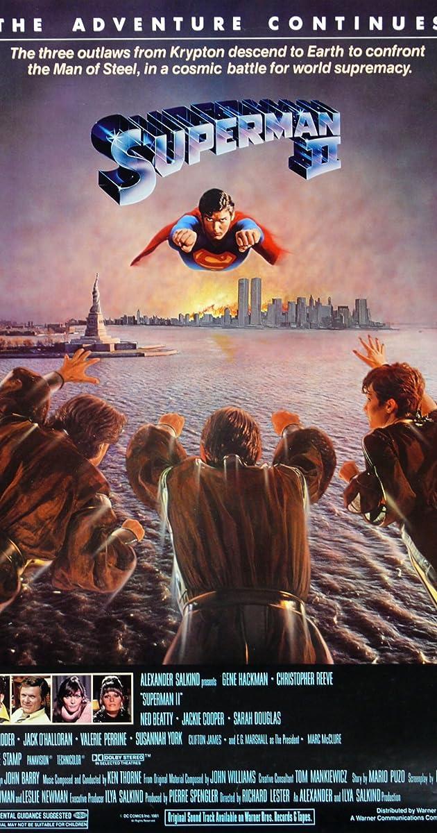 Superman 2 a Aventura Continua
