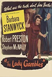 The Lady Gambles Poster
