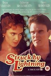 Struck by Lightning(1990) Poster - Movie Forum, Cast, Reviews
