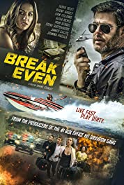 Break Even (2020) poster