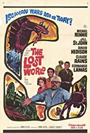 The Lost World Poster