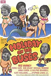 Holiday on the Buses(1973) Poster - Movie Forum, Cast, Reviews