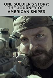 One Soldier's Story: The Journey of American Sniper Poster