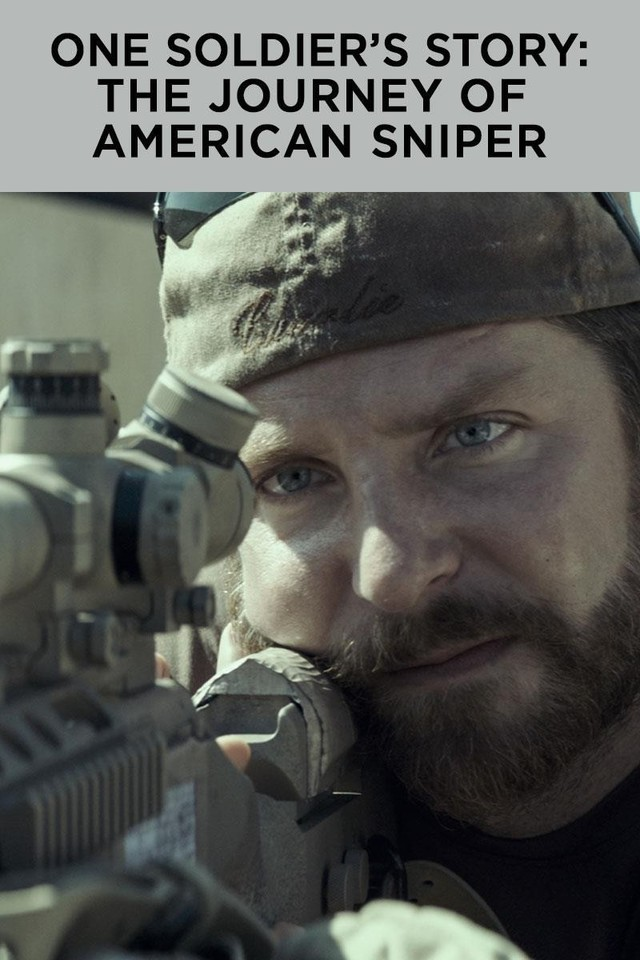 image One Soldier's Story: The Journey of American Sniper Watch Full Movie Free Online