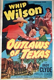 Outlaws of Texas Poster