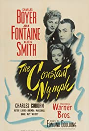 The Constant Nymph (1943) Poster - Movie Forum, Cast, Reviews