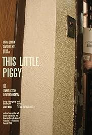 This Little Piggy Poster