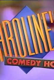 Caroline's Comedy Hour Poster