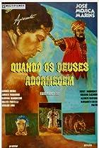 Quando os Deuses Adormecem (1972) Poster