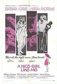 A Nice Girl Like Me Poster