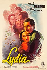 Lydia (1941) Poster - Movie Forum, Cast, Reviews