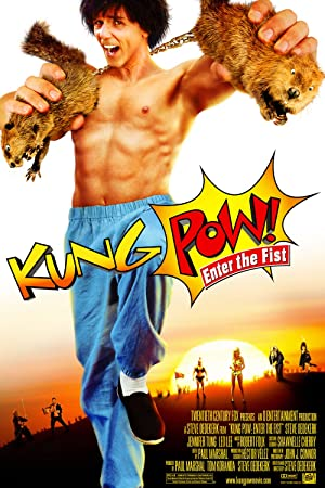 Poster Kung Pow: Enter the Fist