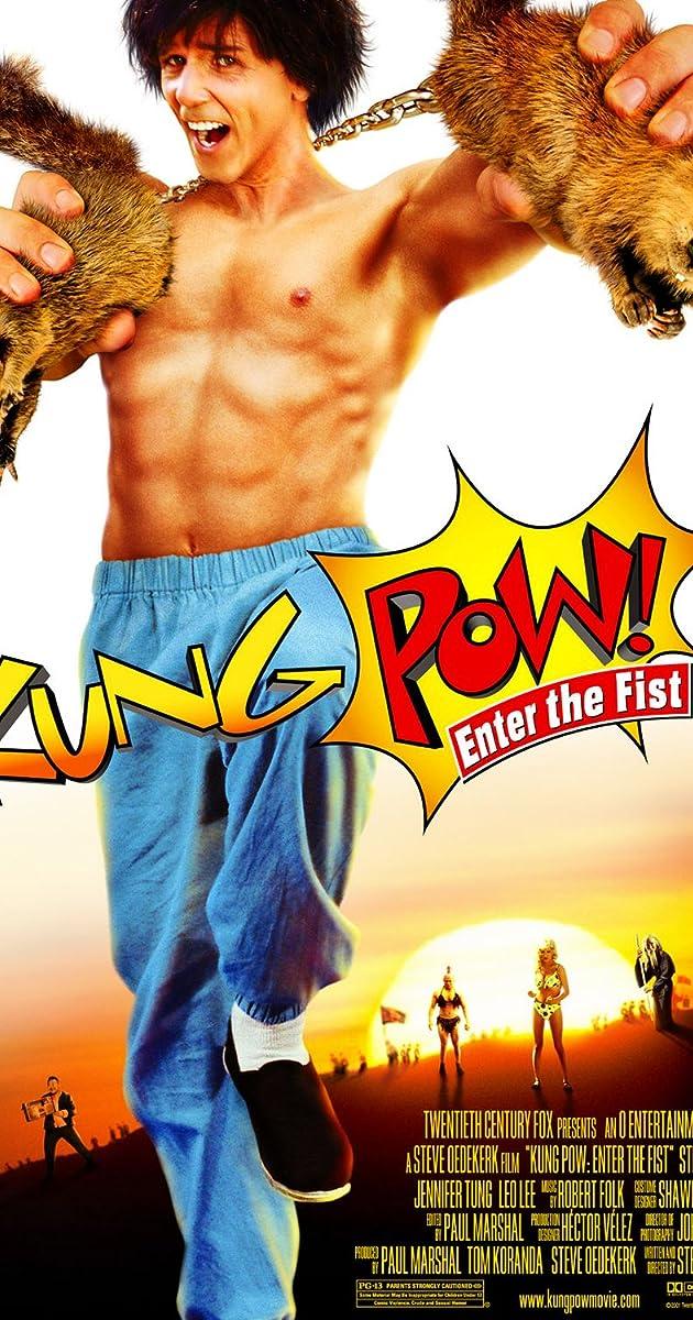 Kung Pow o Mestre da Kung-fusao Dublado