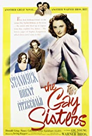 The Gay Sisters (1942) Poster - Movie Forum, Cast, Reviews