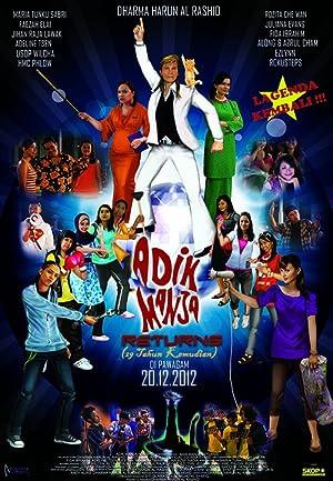 Adik manja Returns (2012)