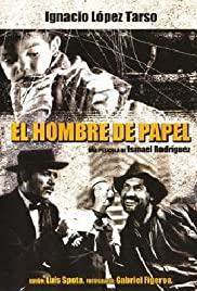 The Paper Man (1963) Poster - Movie Forum, Cast, Reviews