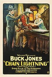 Chain Lightning Poster