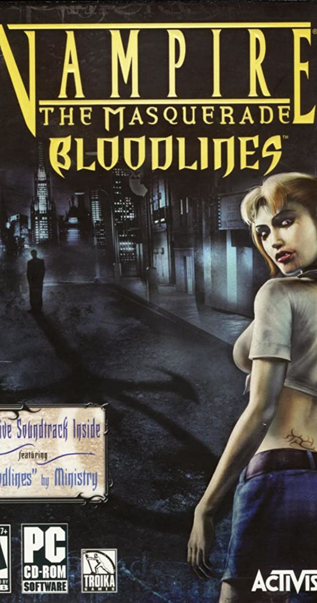 bloodlines video game